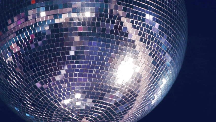 disco ball use