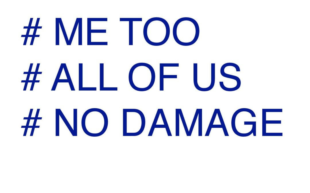 Me too…. All of us…. No damage